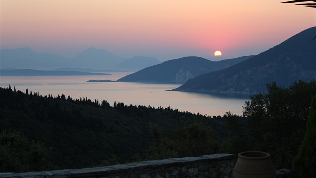 Sunrise Over Ithaka